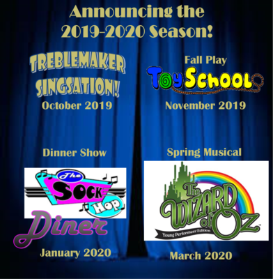 19-20 Theatre and Show Choir Season